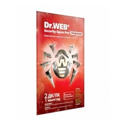 Dr.Web Security Space (продление)