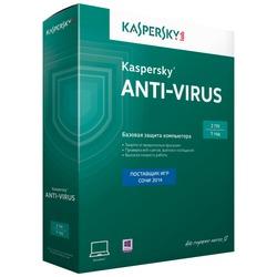 Антивирус Kaspersky Anti-virus 2014 продление BOX (KL1154OUBFR)