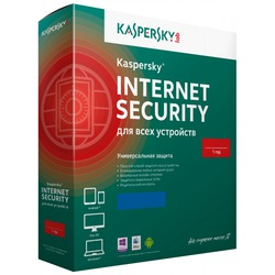 Антивирус Kaspersky Internet Security Multi-Device 2014 Base, 5ПК, BOX (KL1941OUEFS)