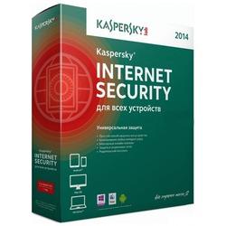 Антивирус Kaspersky Internet Security 2014 BOX (KL1941OUBFS)