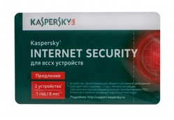 Антивирус Kaspersky Internet Security 2014 Renewal Card (KL1941OOBFR)