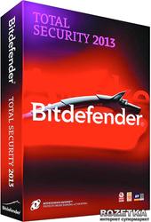 Total Security 2013 (10 ПК/1 год)