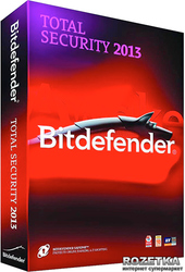 Total Security 2013 (1 ПК/1 год)