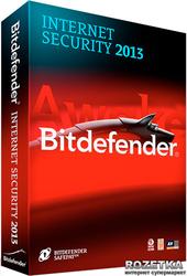 Internet Security 2013 (1 ПК/1 год)