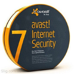 Программное обеспечение Avast Internet Security 2014 (1 ПК/ 1 год (Box)) (7, 32/ 64-bit, Rus, 1pk DVD, 1 комп., 12 мес., BOX)