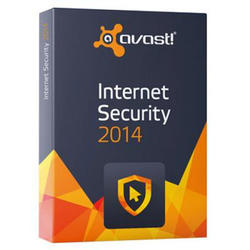 Программное обеспечение Avast Internet Security 2014 (5 ПК/ 1 год (Box)) (2014, Win, Rus, 1pk CD, BO