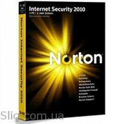 Программное обеспечение Symantec NORTON INTERNET SECURITY 2012 RU CD (21247564) (2012)