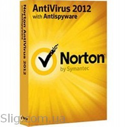 Программное обеспечение Symantec NORTON ANTIVIRUS (21247672) (2012,  32/ 64-bit,  Rus,  1pk DVD,  1 USER 3 LIC RET,  BOX)