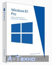Microsoft OEM Windows 8.1 Professional Russian x64 (FQC-06930)
