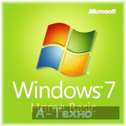 Microsoft OEM Windows 7 Home Basic Russian x32 (F2C-00201)