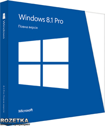 Windows 8.1 LE Professional 32-bit/64-bit All Lng PK Lic Online DwnLd NR (6PR-00006)