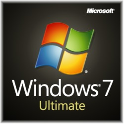 Windows 7 Ultimate 64-bit Russian OEM DVD (GLC-01860)
