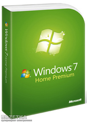 Windows 7 Home Premium Ukrainian DVD BOX (GFC-00226)
