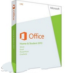 Программное обеспечение Microsoft Office 2013 (79G-03738) (Home and Student, 32/ 64-bit, Rus, 1pk DVD, BOX)