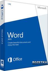 Word 2013 32/64 EN PKL Online DwnLd C2R NR (AAA-02448)