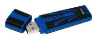 DataTraveler R3.0 64GB (64 Гб, USB 3.0, скорость чтения 70 Мб/с, скорость записи 30 Мб/с, материал корпуса: резина) [DTR30G2/64GB]