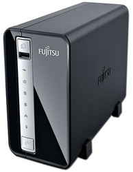 Система хранения данных Fujitsu CELVIN NAS Server Q700 w/o HDD NAS enclosure for 2HDD 2Y S26341-F103-L170