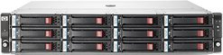 HP QK766A D2600 w/6 3TB 6G SAS 7.2K LFF Dual port MDL HDD 18TB Bundle
