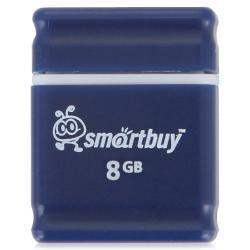 Pocket series (8 Gb/USB 2.0/синий) [SB8GBPoc B]