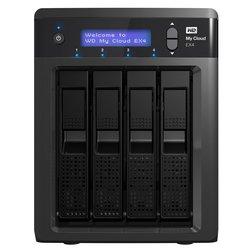 Хранилище WD My Cloud EX4 0-16TB (WDBWWD0000NBK-EESN)