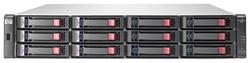 Система хранения данных HP P2000 G3 iSCS MSA 2-cntrl LFF Array (BK830B)