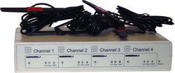 GSM VoIP шлюз KTS 4SM-3i, SIP, 4 GSM канала, 1 sim на канал,  4 антенны Бабочка